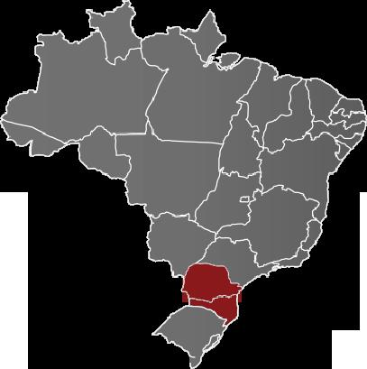 Mapa Atendimento